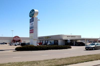 Complete overhaul: Documents submitted to city detail  renovation of Platte River Mall