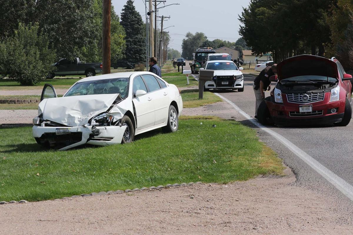 2 injured in collision at Eugene and Ioke
