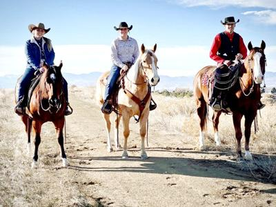 NCTA ranch horse team shows in Colorado competition