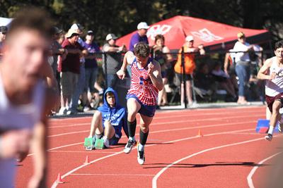Local athletes stand out in RPAC track and field meet at Paxton