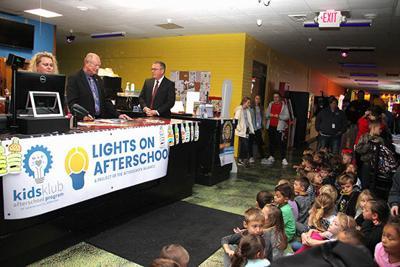 Celebrating a program that keeps students safe