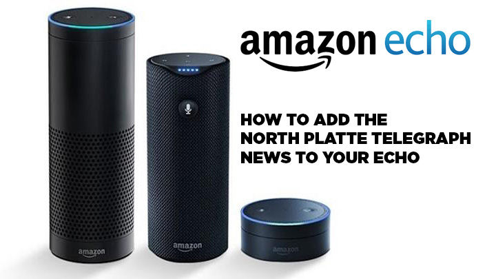 Use Alexa to get your daily news briefings!