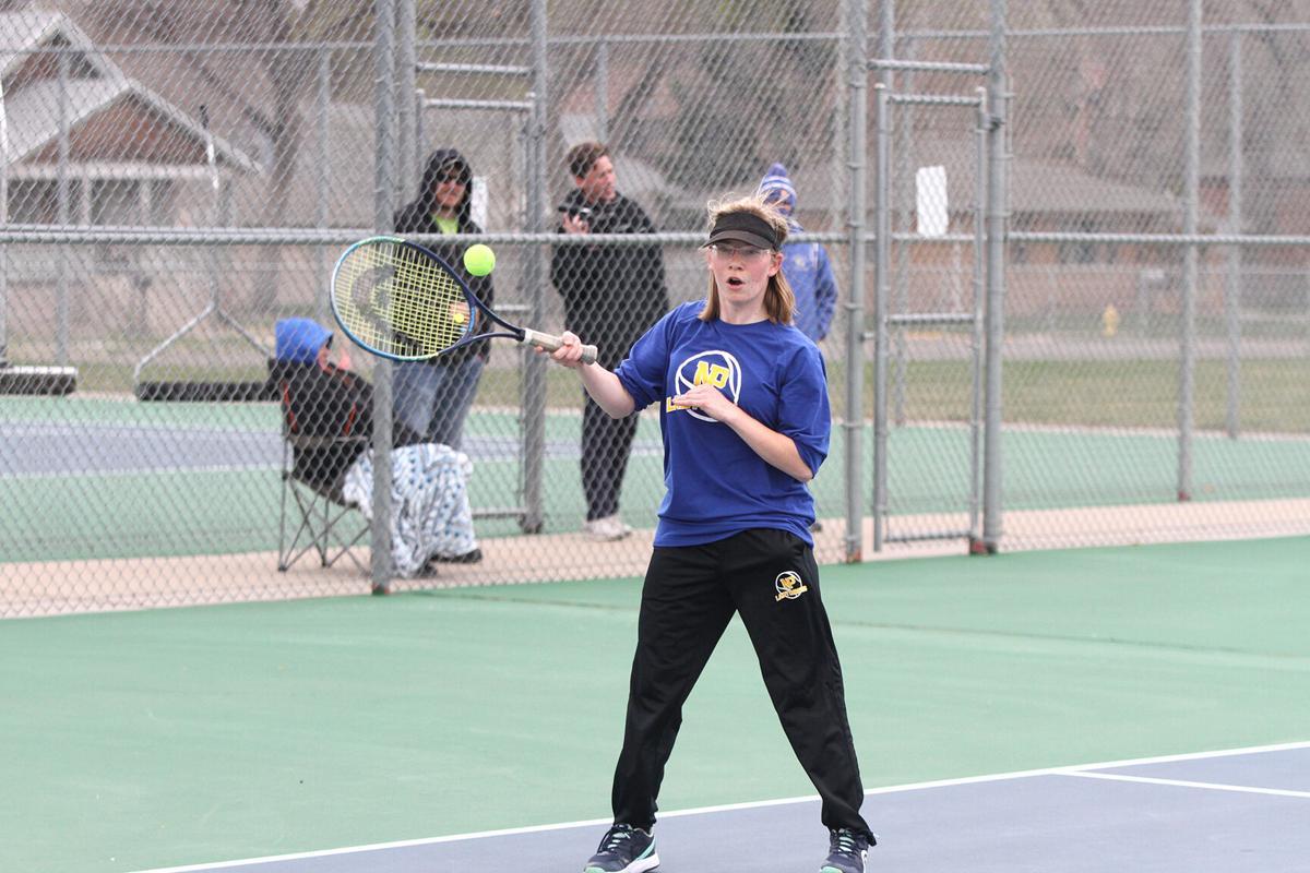 Kearney girls' tennis defeats North Platte