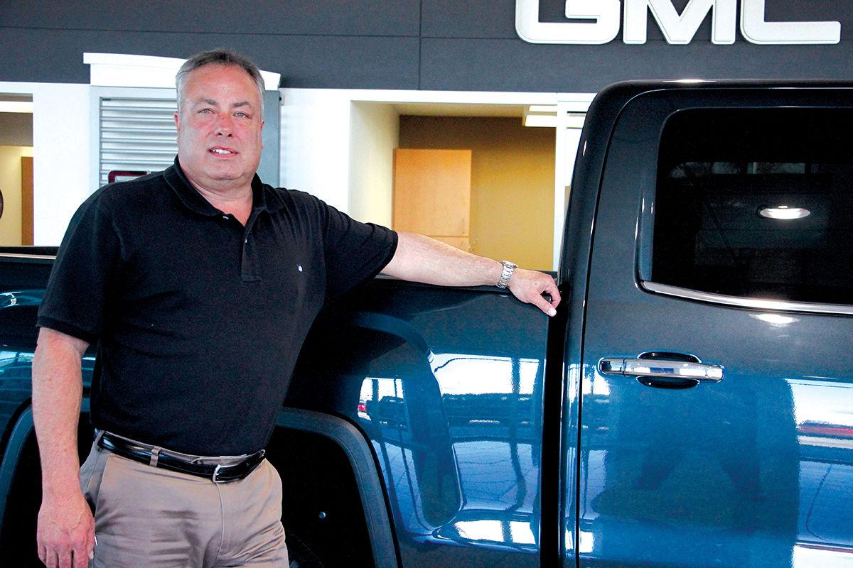 buick gmc dealership purchased by np native local news. Black Bedroom Furniture Sets. Home Design Ideas