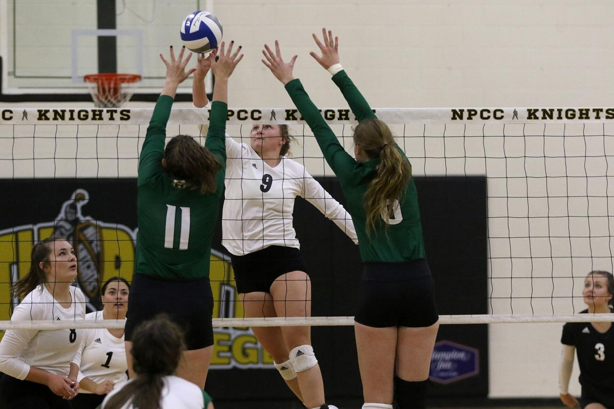 North Platte Community College volleyball sweeps Central in Region IX play