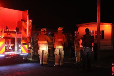 Friday night fire investigated as arson