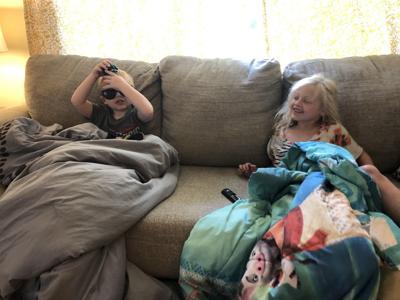 Kristine Rohwer's kids