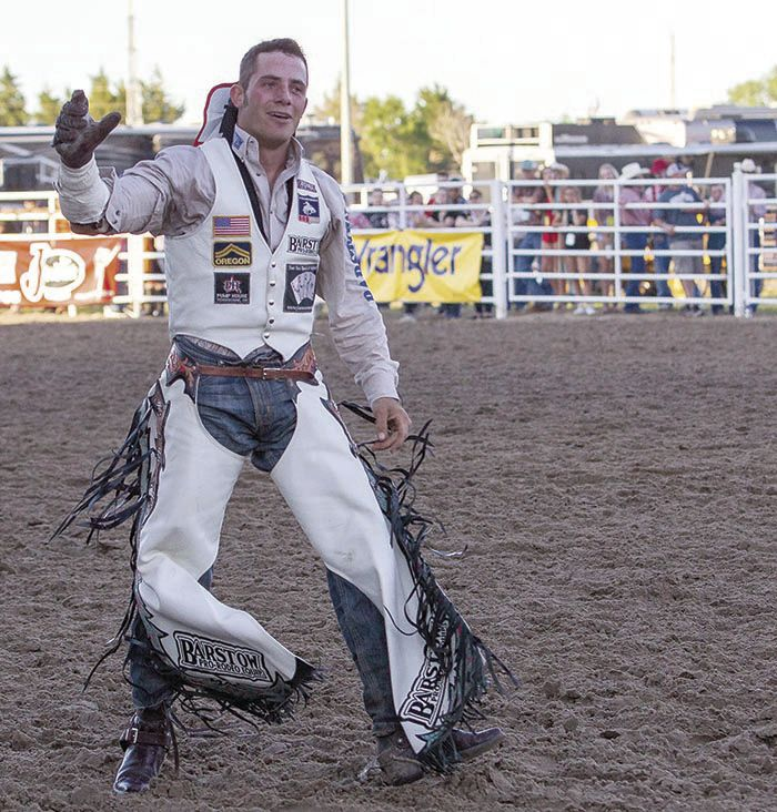 Championship Saturday: Mitch Pollock victorious in saddle bronc, Austin Foss 3-peats in bareback