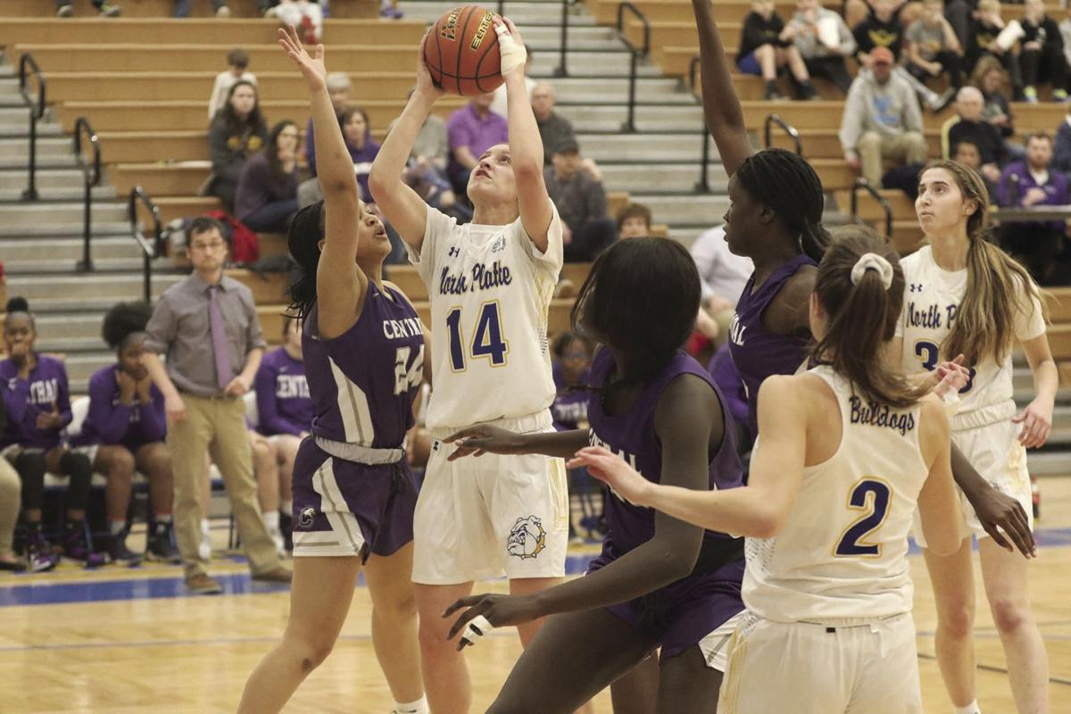 North Platte Defeats Omaha Central 64 46 In District Semifinal Sports News Nptelegraph Com