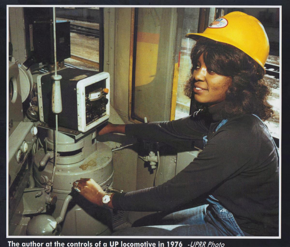 First Black woman UP train engineer to release autobiography, visit North Platte Train Show Saturday