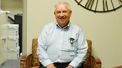 GPH hospice chaplain stepping down from volunteer position