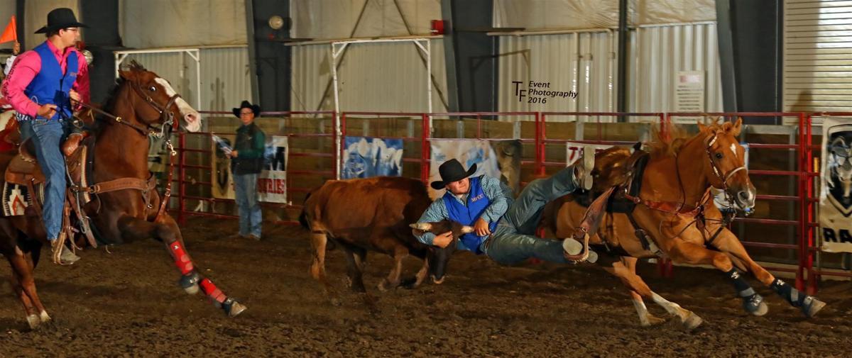 Mpcc Rodeo Team Leads Region Sports Nptelegraph Com