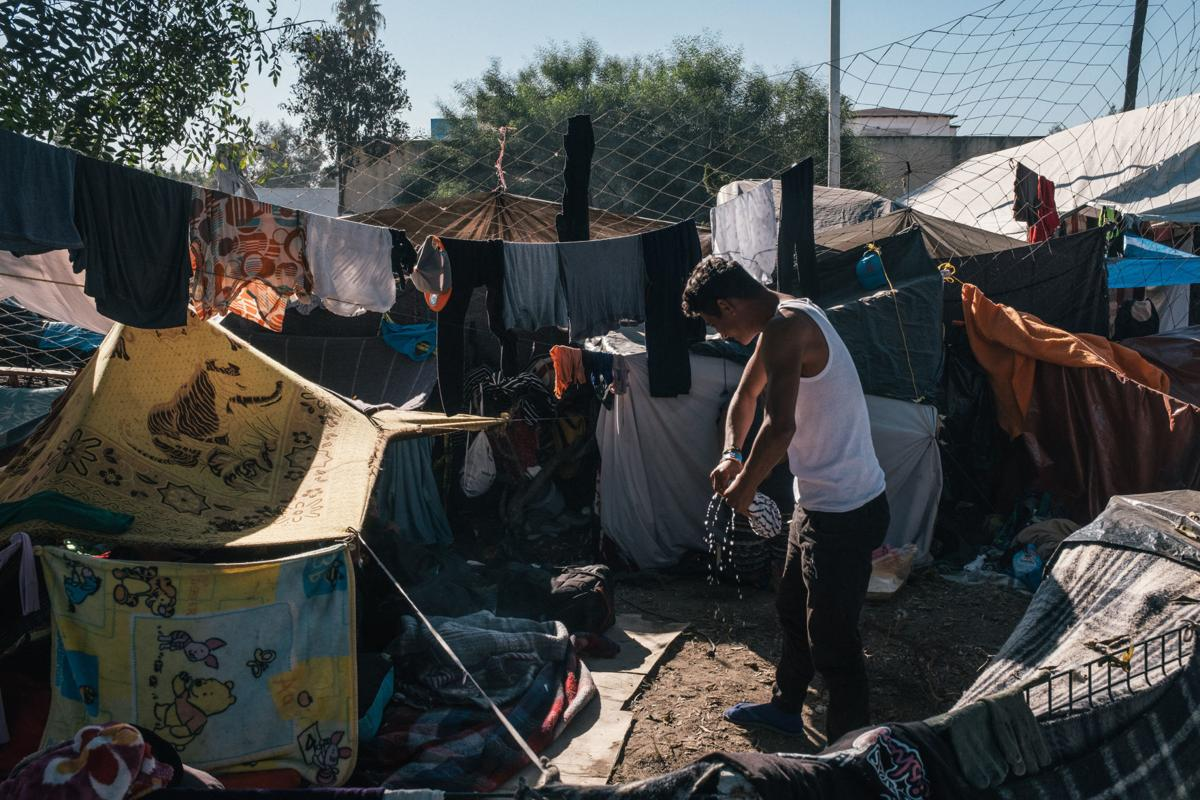 While Washington focuses on the wall, Mexico fears its own border crisis