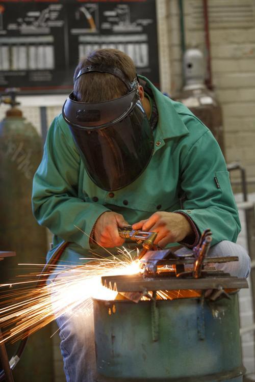 Foundation Gift Allows Welding Program To Grow Lifestyle Nptelegraph Com