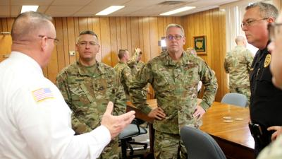 Adjutant General says Guard will build new facility in NP