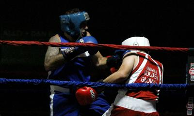 Mentor's death inspires Grand Island fighter to step into ring at Buffalo Bill Brawl