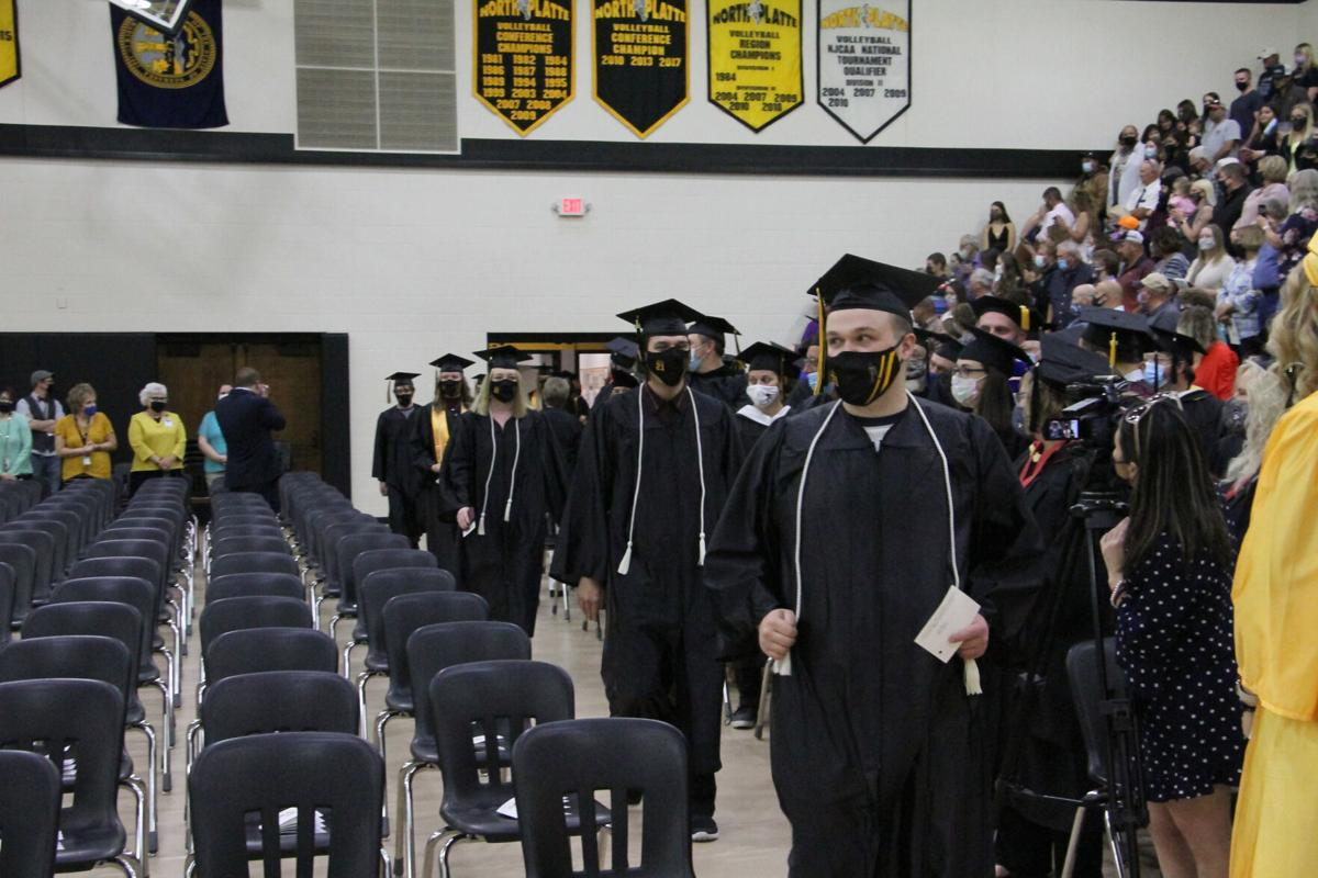 Watch now: North Platte Community College students attend commencement