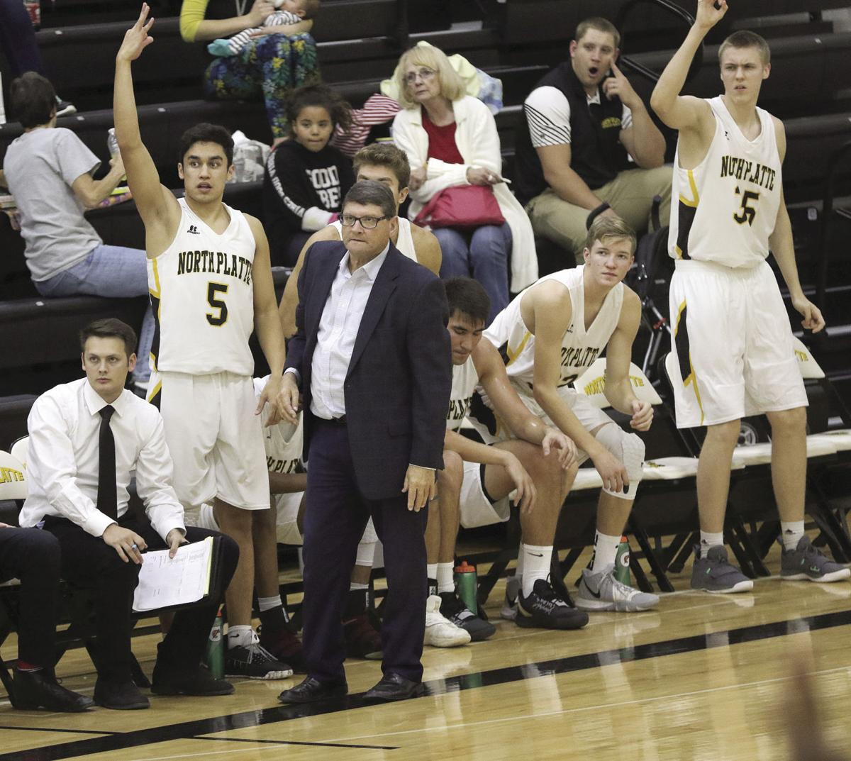 Kevin O'Connor reaches career milestone with win No. 700 as NPCC defeats Laramie County 72-65