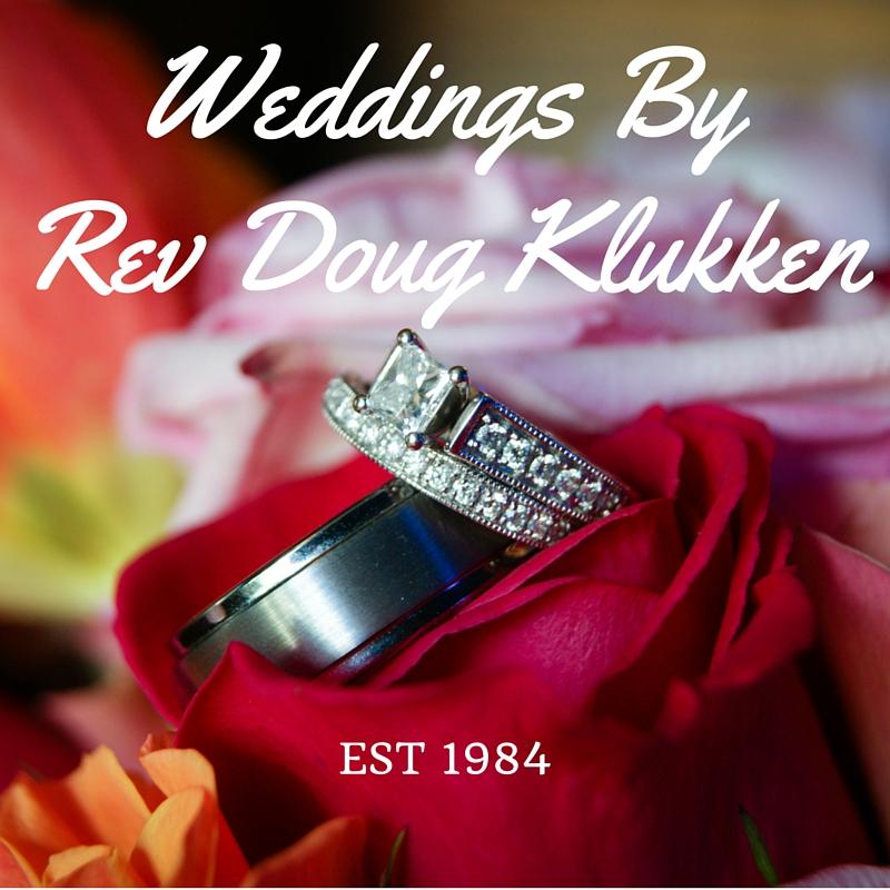 <i>Weddings by Rev. Doug Klukken</i> - NWI Wedding Officiant
