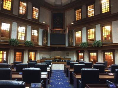 Indiana Senate stock art