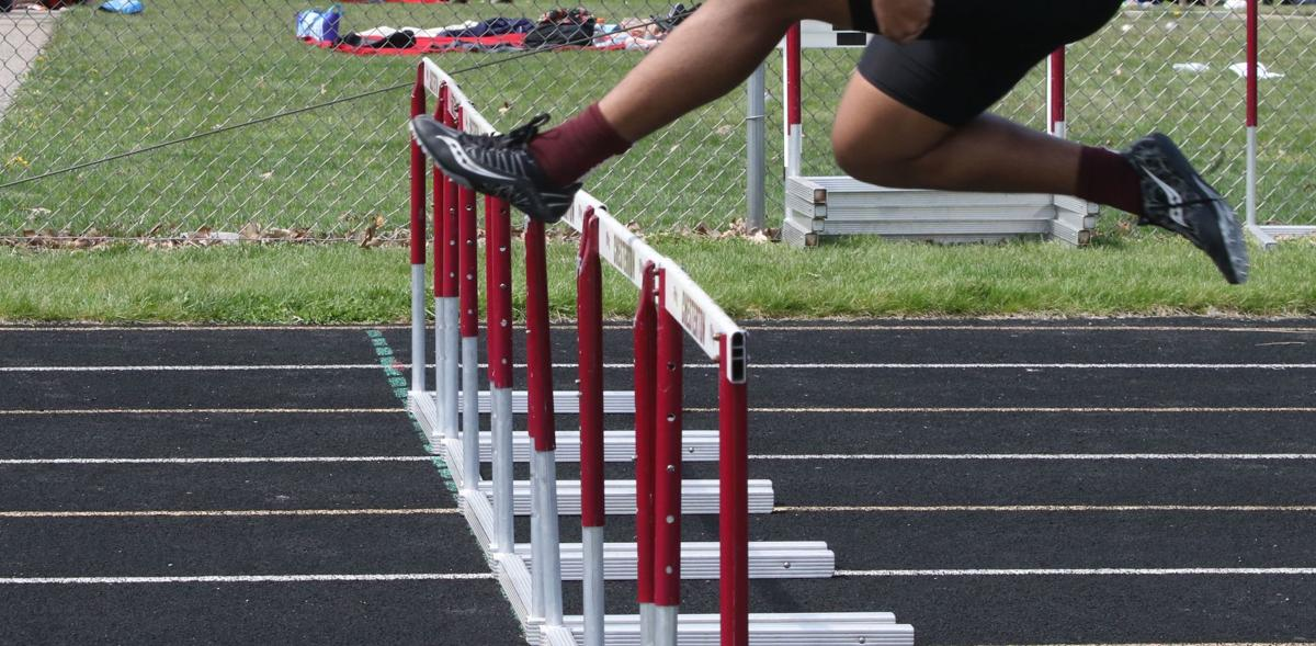Track and field stock