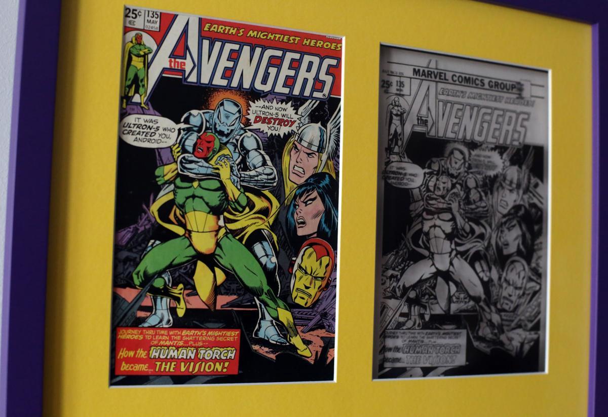The Avengers, Ant-Man, other superheros taking over Studio 659