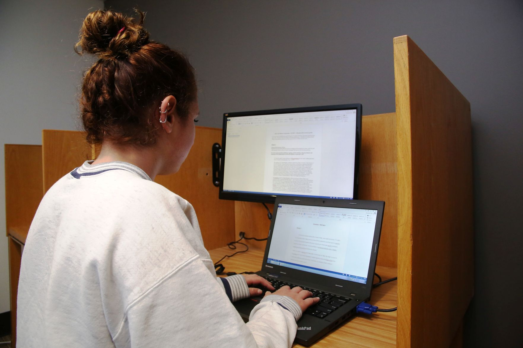 Local universities accommodate students with disabilities Local