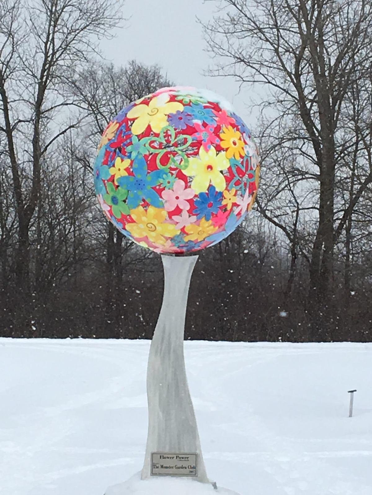 extra utilities magical snow globe