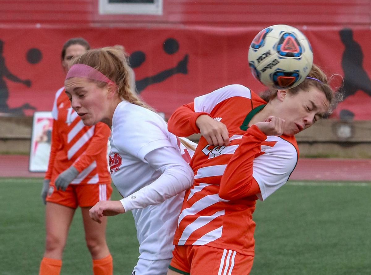 Class A girls soccer state final: Mater Dei vs. Wheeler