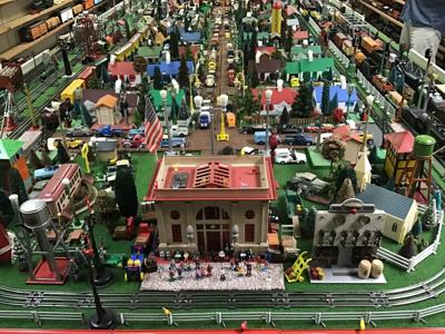 All aboard! Annual Model Train Show chugs into Lake County