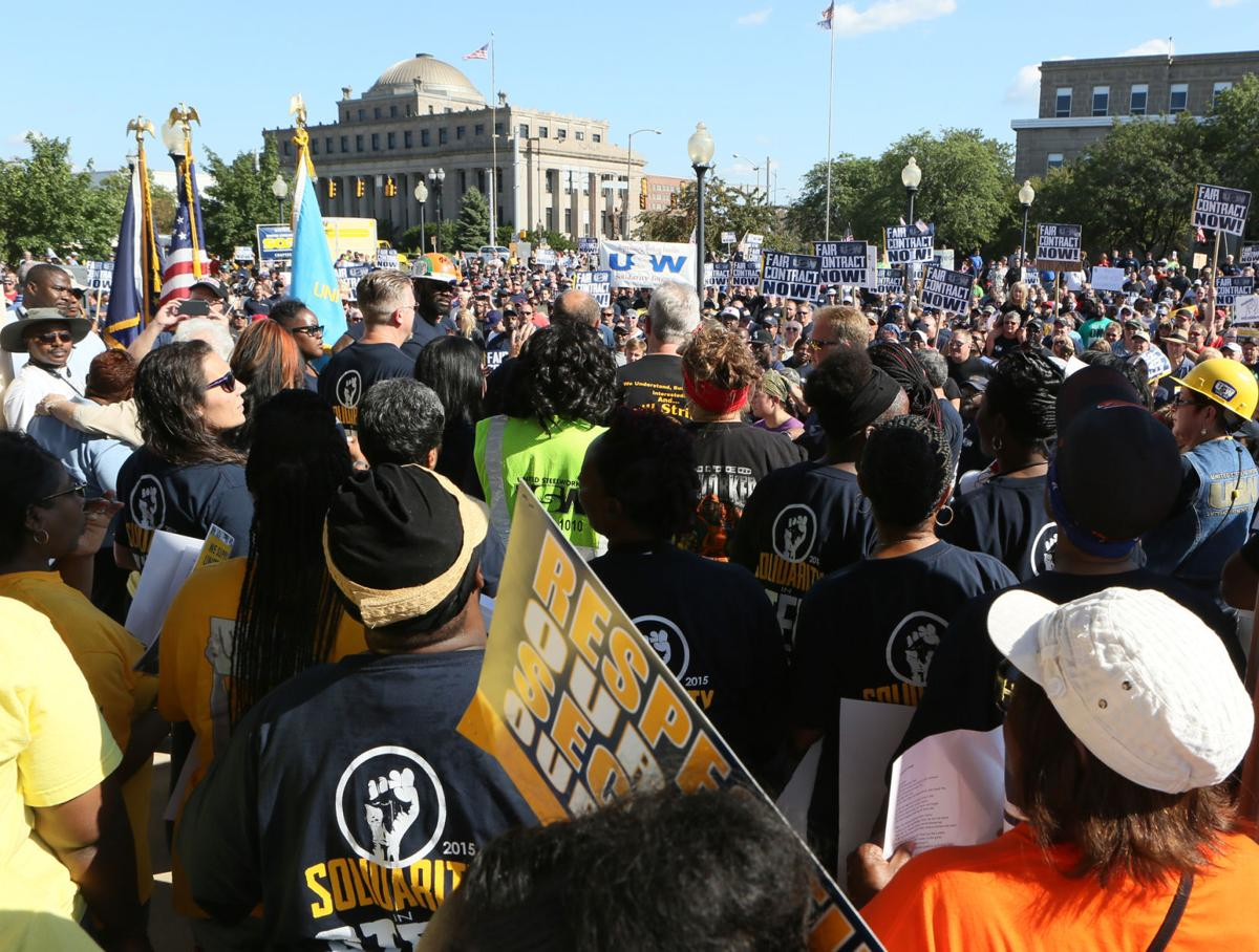 USW plans another rally as contract deadline nears