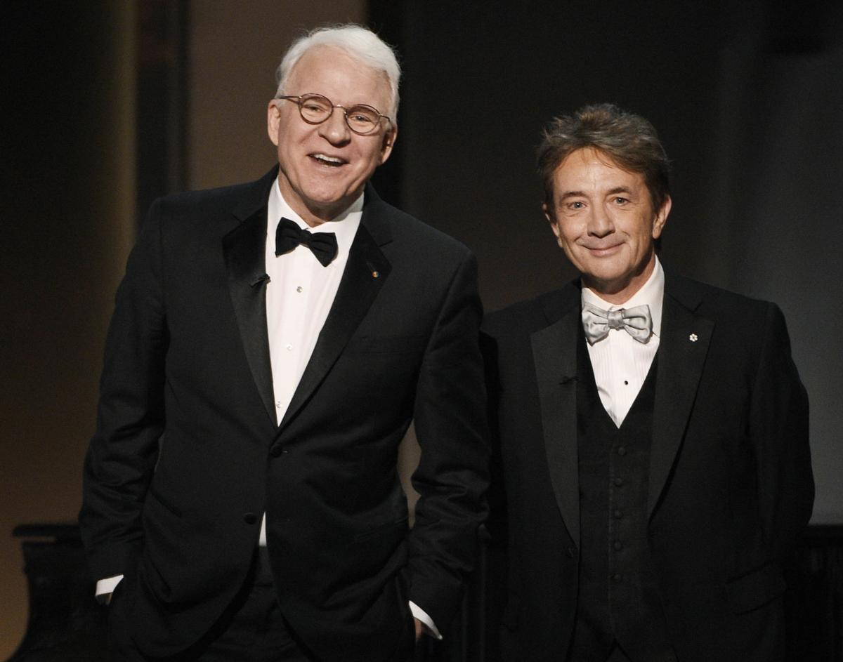 Steve Martin and Martin Short to perform at Hammond Horseshoe Casino