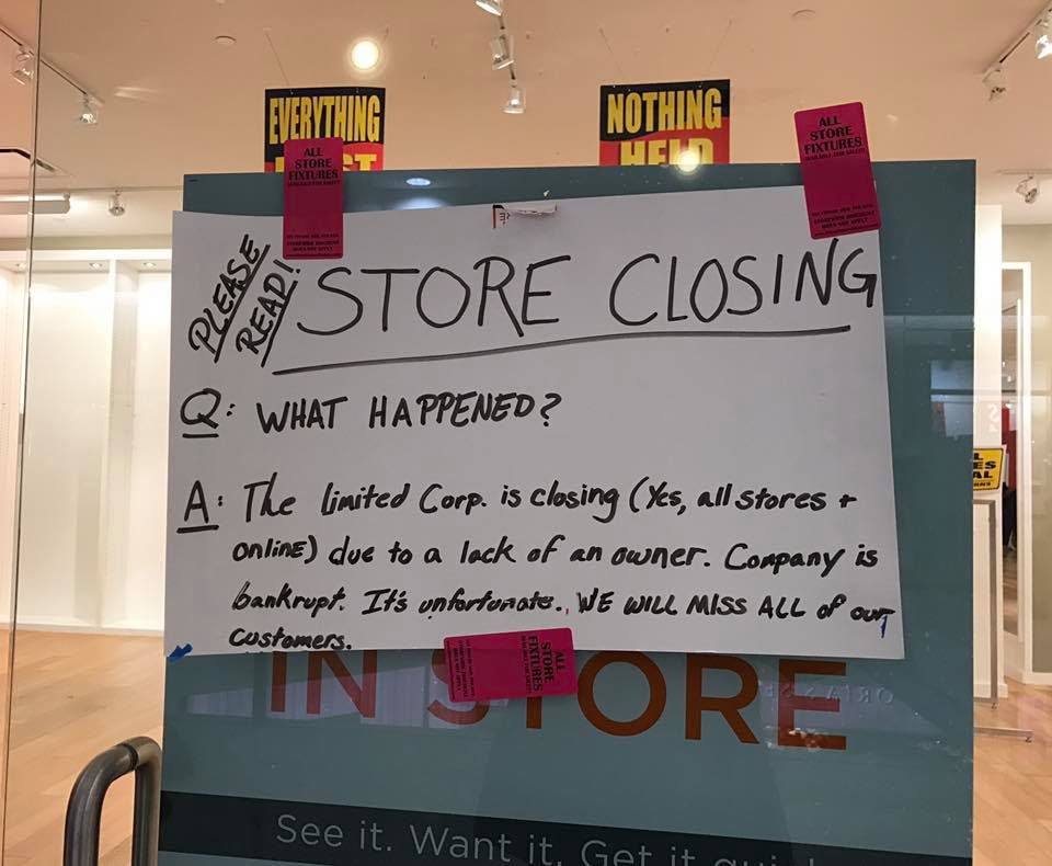 e8b886c36c6 Retailpocalypse  A look at businesses that are closing in the Region ...