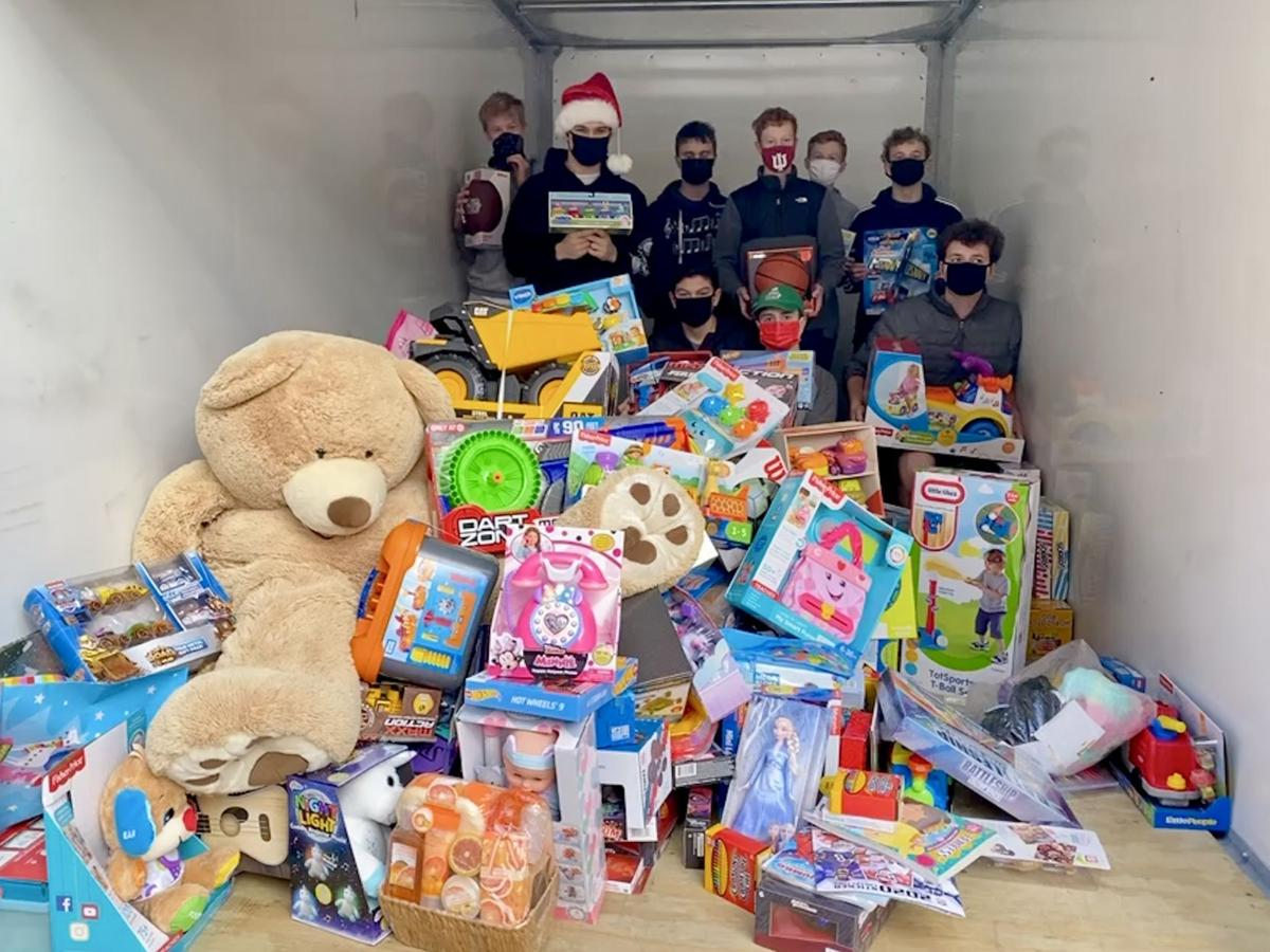 Region Kids collect hundreds of toy donations in holiday fundraiser