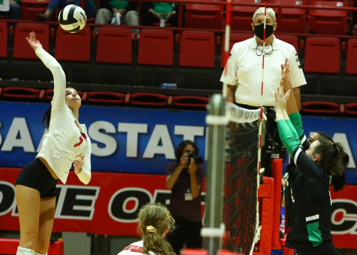 4A volleyball state final: Munster vs. Yorktown