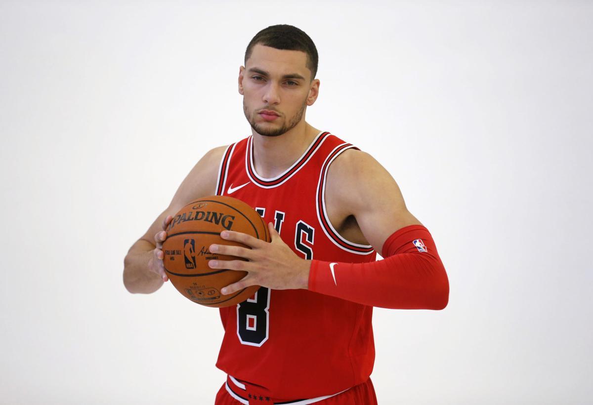 Media Day Bulls Basketball