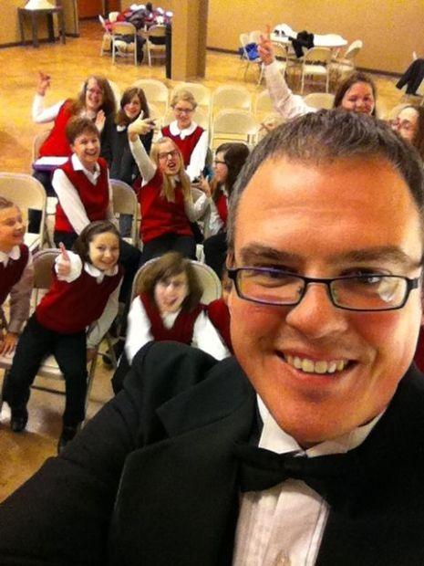 Artistc director leaving children's choir for more family time