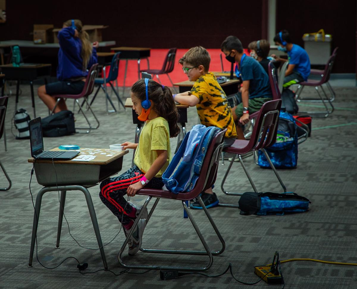 After school retreat becomes educational adjunct during the pandemic