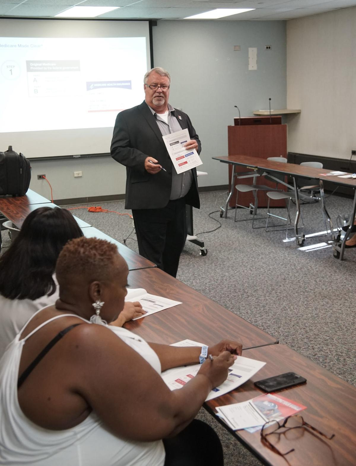 Northwest Indiana seminars help seniors navigate the complex waters of Medicare