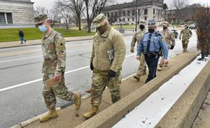 Illinois National Guard members activated ahead of Derek Chauvin verdict