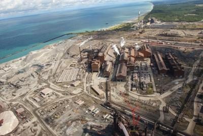 ArcelorMittal Burns Harbor Aerial