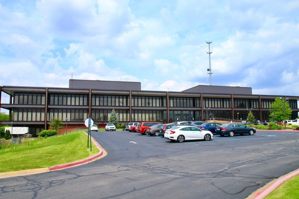 The Lake County Government Center