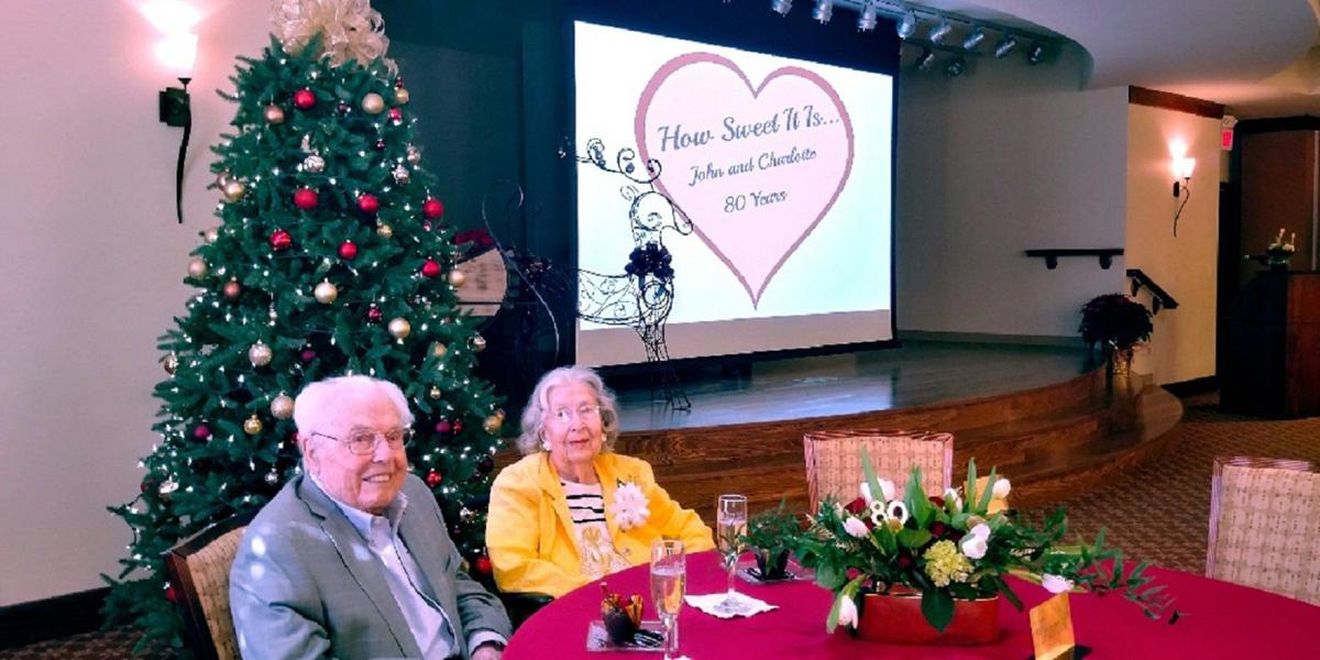 World's Oldest Couple