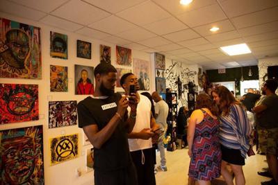 Square One Art Gallery opens in Gary's Miller neighborhood