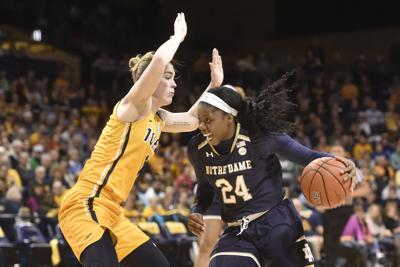 Notre Dame Toledo Basketball