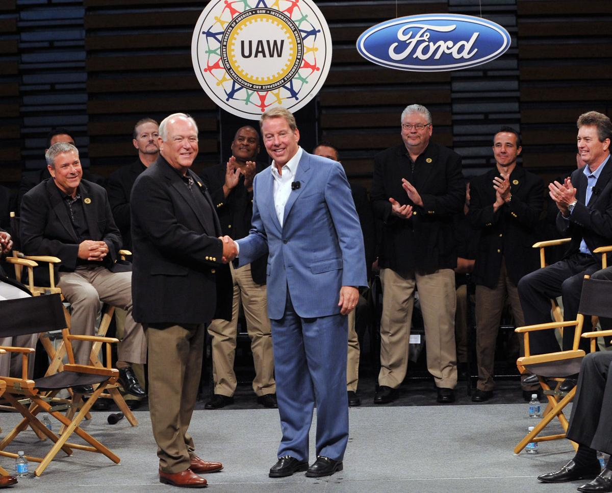 UAW, Ford kick off contract talks as auto business booms