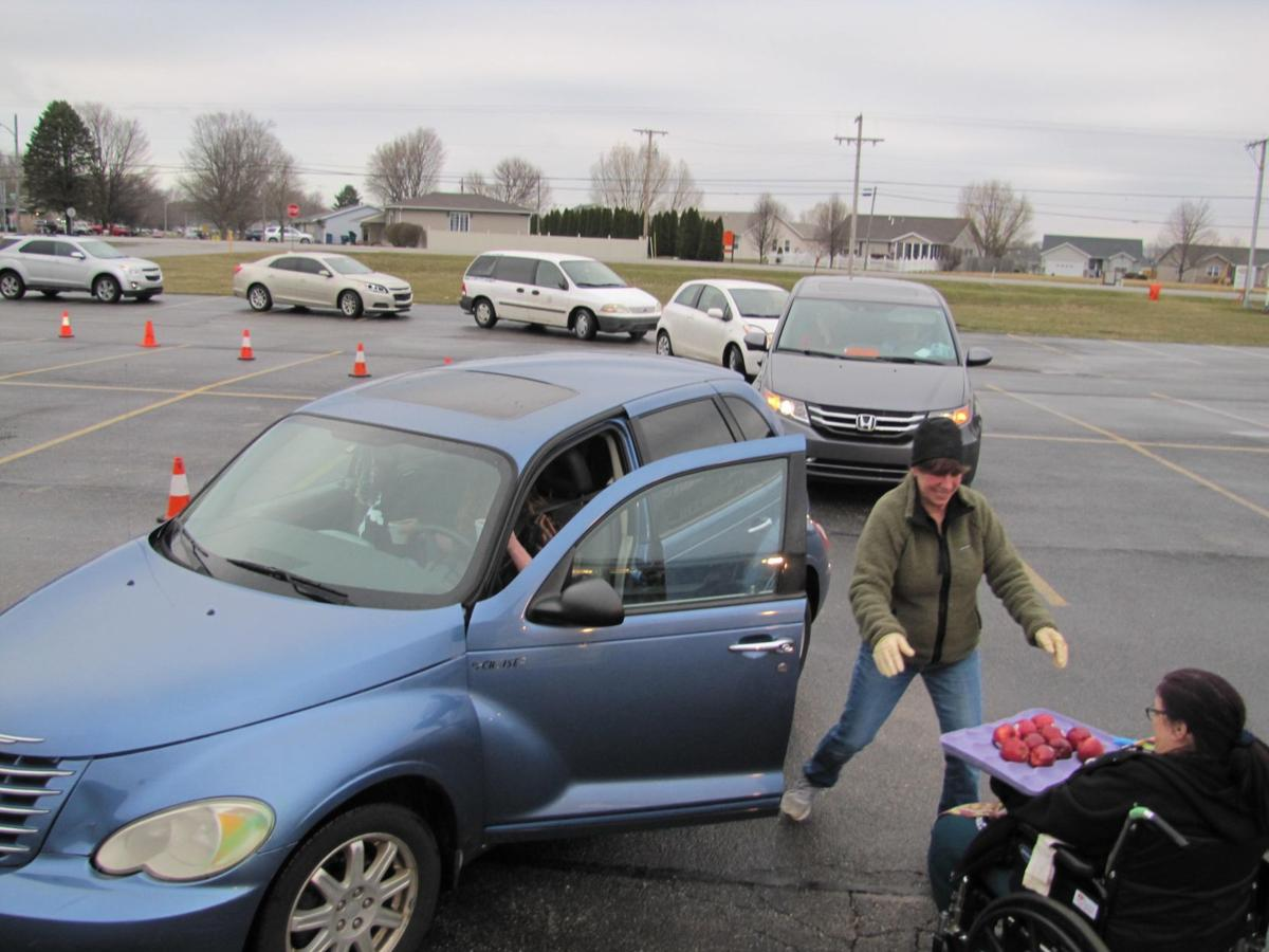 LaPorte Salvation Army rallies to feed hungry (copy)