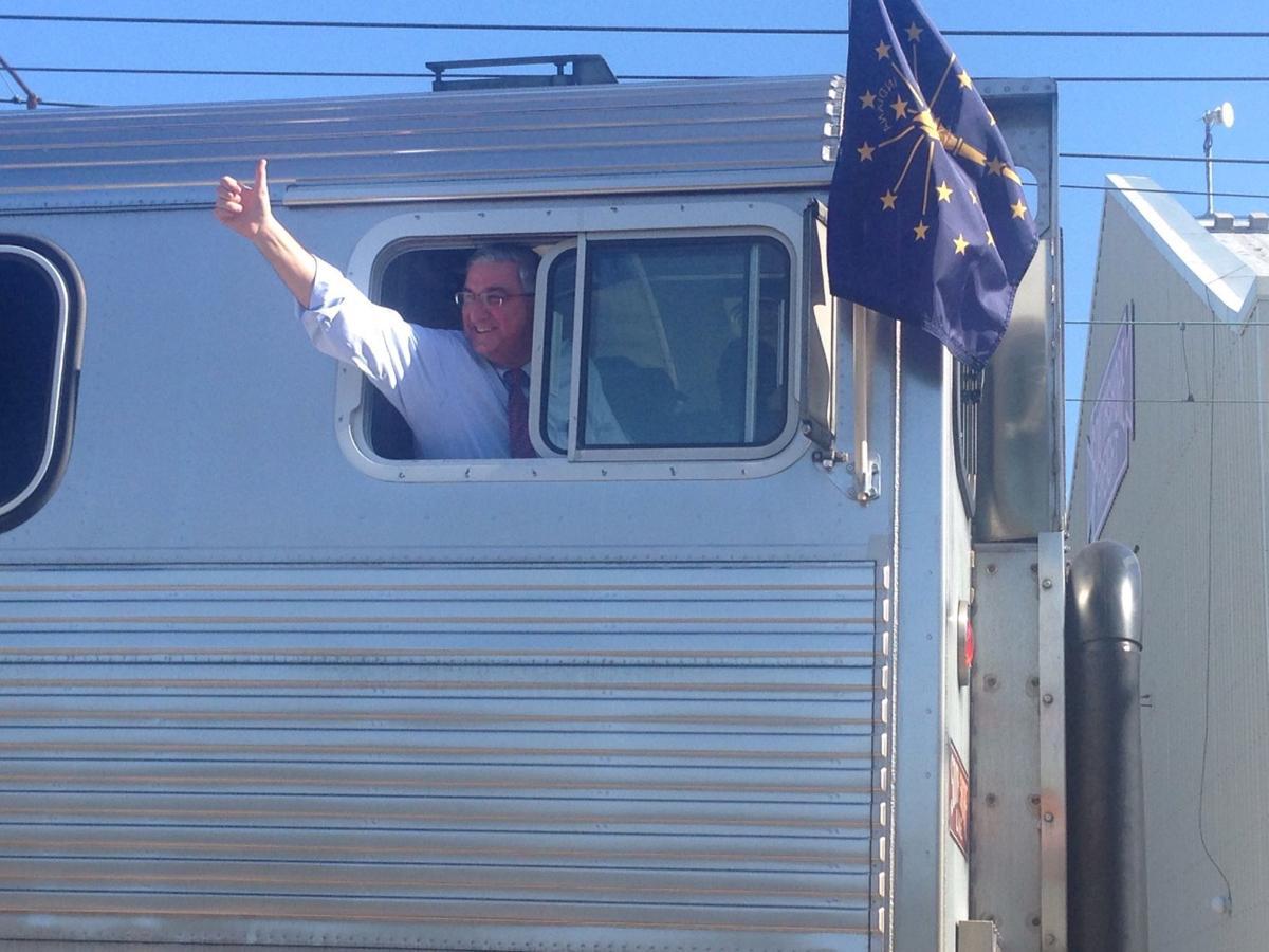Holcomb signs South Shore legislation