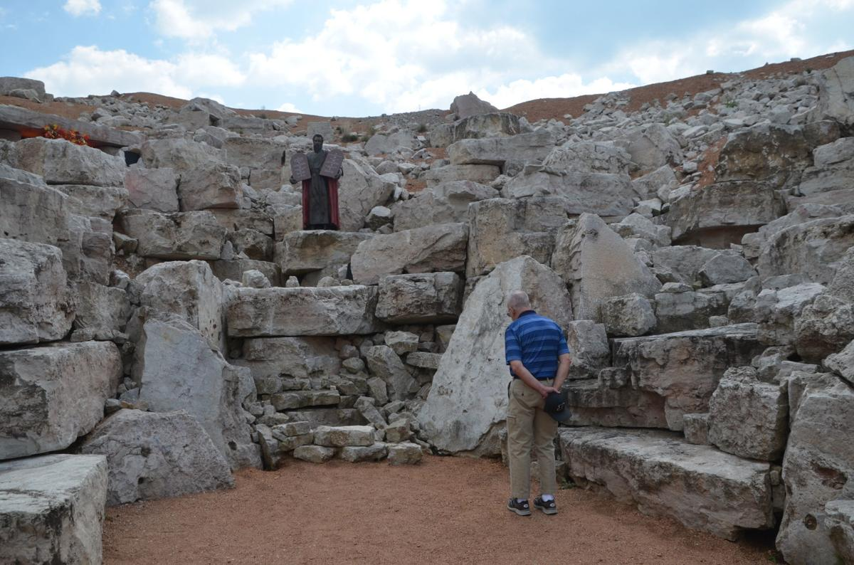 Shrine of Christ's Passion has been inspiring visitors for a decade