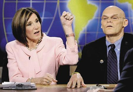 Hubby/wife rivals James Carville and Mary Matalin coming ...